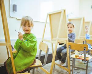 Уроки рисования акварелью для детей