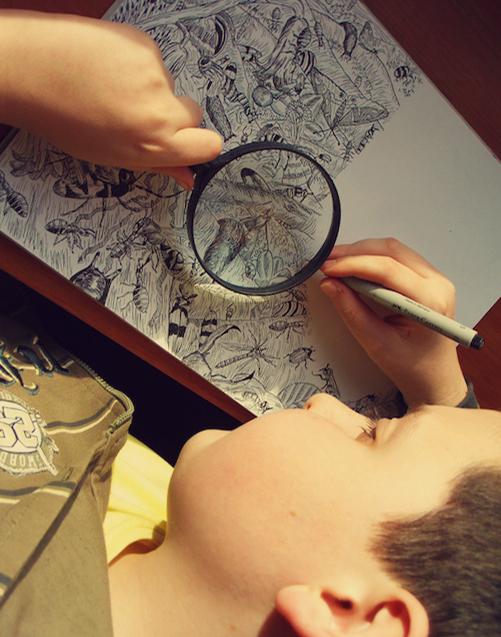 Уроки рисования карандашом для детей