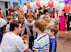 Выставка Старт АП и фестиваль КидсФрендли Москва