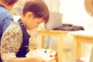 Кружок рисования для детей