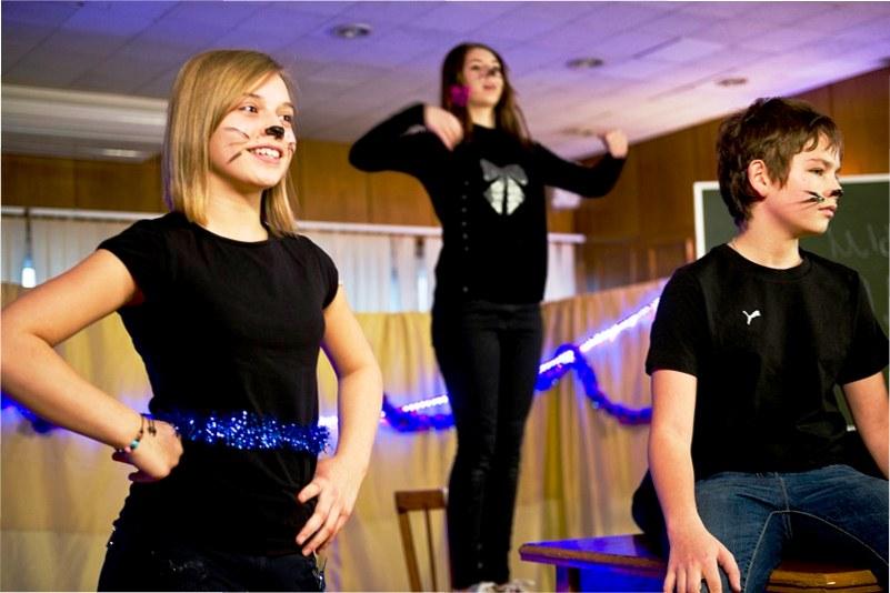 Театральные студии для подростков